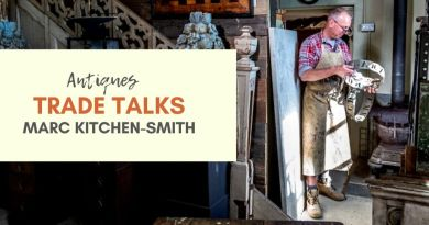 Antiques Trade Talks – Marc Kitchen-Smith