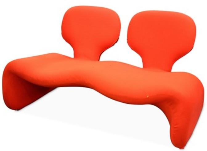Djinn sofa design chosen for 2001: A Space Odyssey