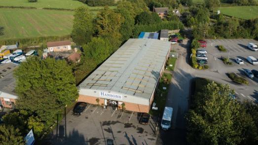 Hansons Auctioneers Etwall Derbyshire