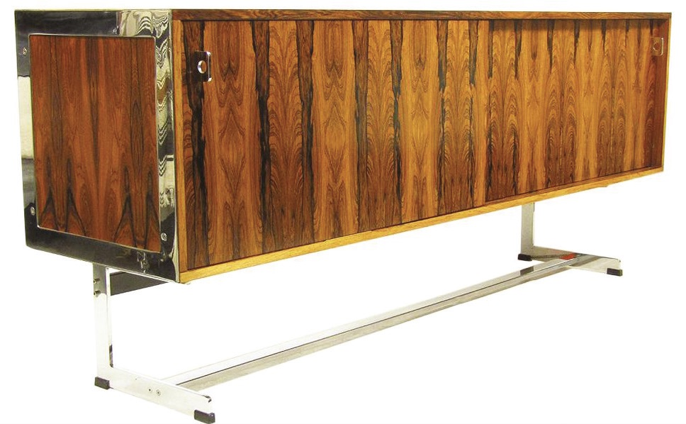 A vintage mid-century sideboard by Merrow Associates