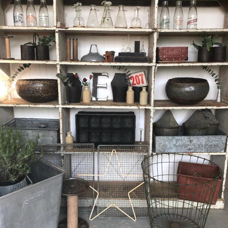 A stand from Paul & Lucy Vintage