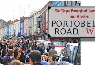 Portobello Road set to be traffic-free