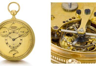 Breguet watch could make a million