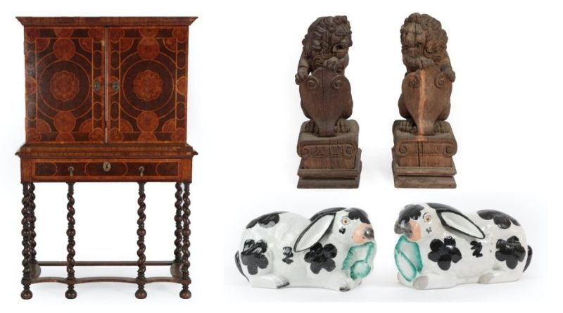 Examples of traditional antiques