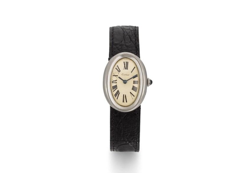 Brian Epstein's Cartier wristwatch