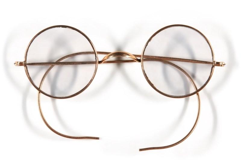 John Lennon's Windsor spectacles