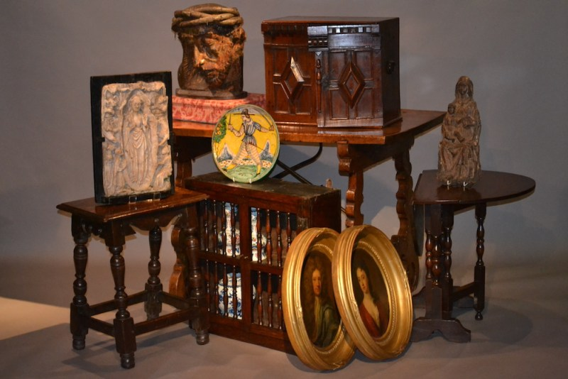 Antiques at Suffolk House Antiques
