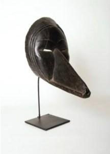Tribal Art Bird Mask