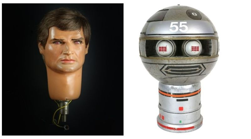 Items from Thunderbirds collection