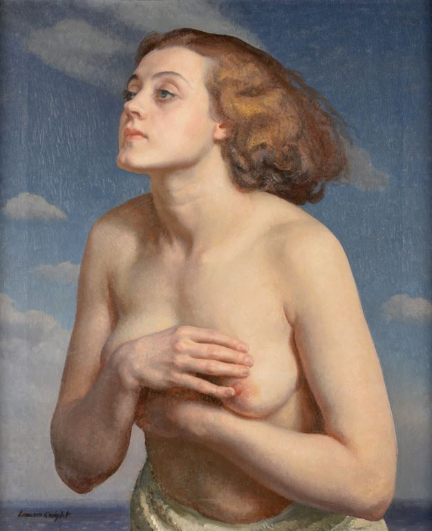 Dame Laura Knight 'The Maiden'