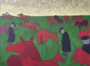 Ballinasloe Fair Artist Anthony Murphy