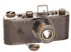 Antique Leica Camera