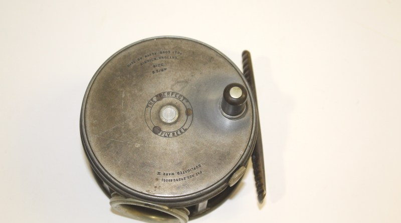 Hardy Perfect Fishing Reel estimate is £150-200