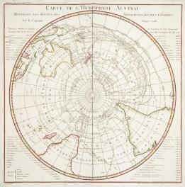 An antique map
