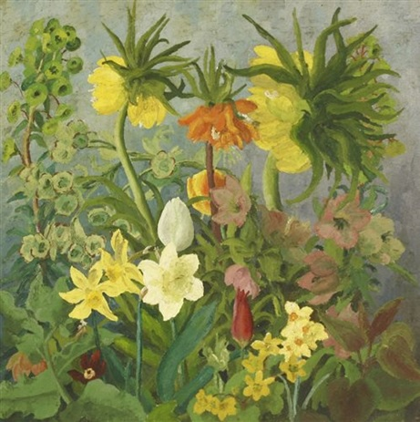 Cedric Morris Easter bouquet