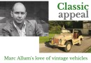 Antiques Roadshow's Marc Allum on his love for classic cars