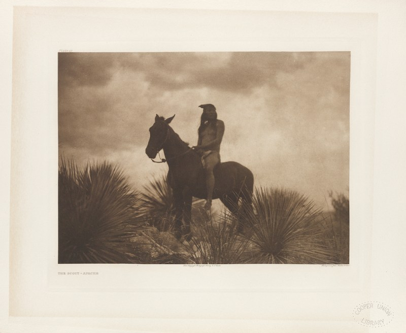 Image from The North American Indian in Swann Auction Galleries auction