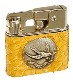 Spy Gadgets - a camera cigarette lighter