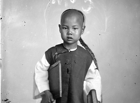 John Thomson - Cantonese school boy2