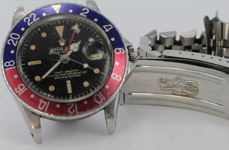 Rolex Oyster Perpetual wristwatch in Suffolk sale