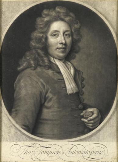 Thomas Tompion clockmaker