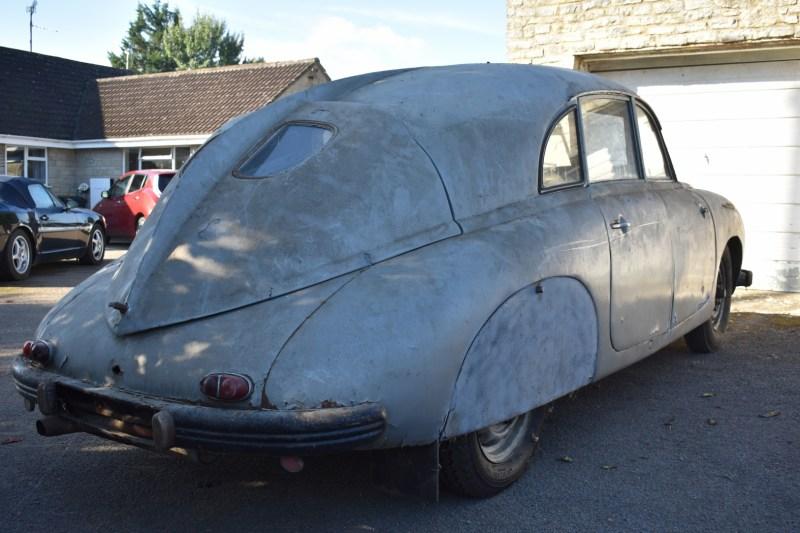 1950 Tatra Tatraplan