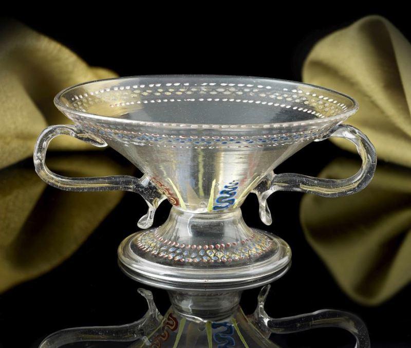 CADA online exibition - a Venetian Loving Cup