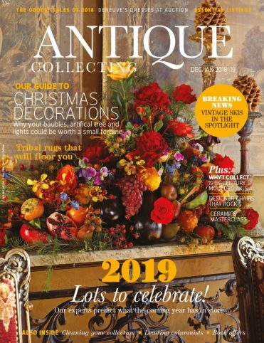 Antique Collecting magazine - December 2018 & January 2019 issue