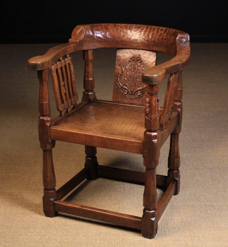Robert Mouseman Thompson chair