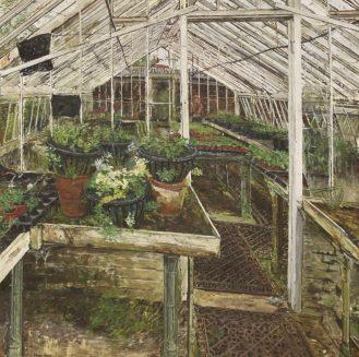 Olwyn Bowey - Myrtle's Hanging Baskets