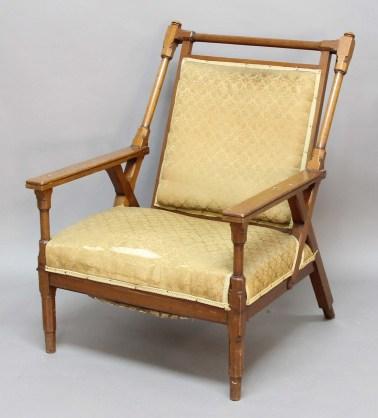 Christopher Dresser style chair