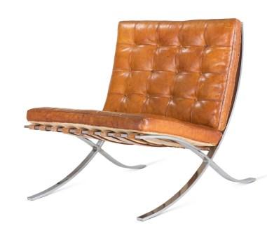 Ludwig Mies van der Rohe, Barcelona Chair