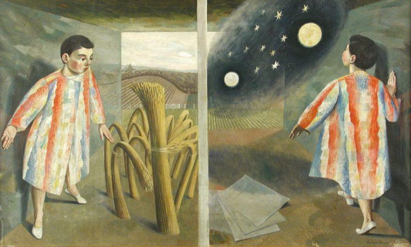 Evelyn Dunbar Joseph's Dream