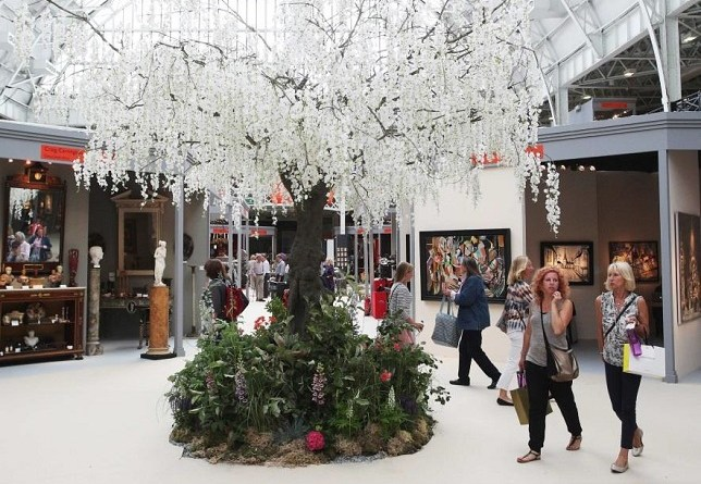 Art & Antiques Fair Olympia