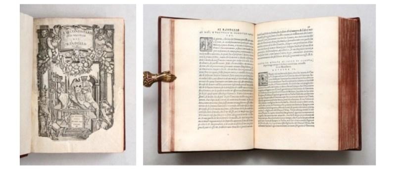 The Two Noble Kinsmen byWilliam Shakespeare and John Fletcher (1634)