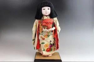 東光作 市松人形(女の子)
