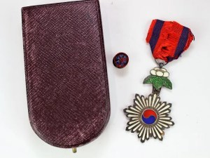 大韓帝国 太極勲章