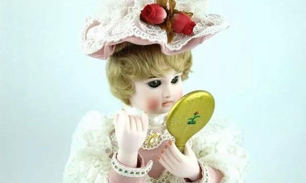 オートマタ人形『化粧する貴婦人』①