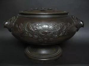 香取正彦作 手焙火鉢