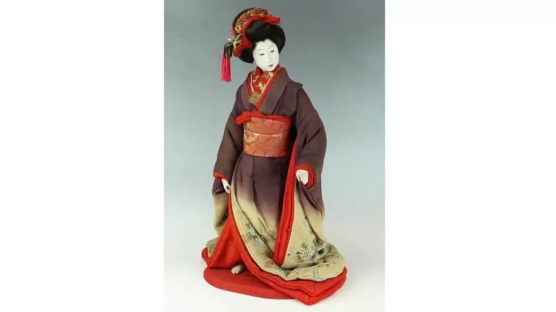 京都丸平/衣装人形