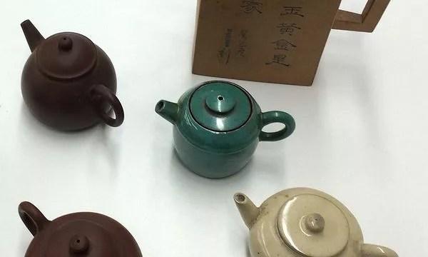 煎茶道具 急須各種