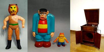 画像:おもちゃ・レトロ雑貨