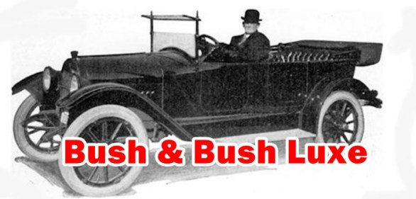 Old Antique Cars - Bush and Bush Luxe Automobiles,Here is the Details about Bush & Bush Engine,Cylinders,Brake,Ignition,Battery,Type and etc.