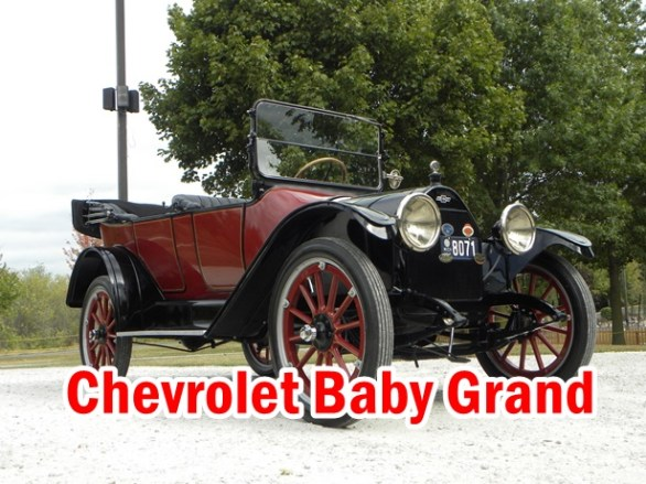 Chevrolet Old Classic & Chevrolet Baby Grand Cars Information