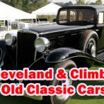 Cleveland & Climber Old Classic Cars , Details include Engine,Cylinders,System,Model,Serial numbers,Year,Tire,Rims and Etc.