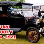Ford Classic Cars - Models T information from 1914 to 1921 - Model ,Price,Spare parts,Engine,Bore & Stork,System,Gear,Tires,Type and etc.