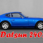 Datsun 240z, How much does a Datsun 240Z cost today? What was the Datsun 240Z like? evolution of 260Z and 280Z Best Japanese Classic Car.