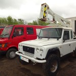 The Best Land Rover Classic - Santana 4x4