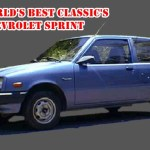 The World's Best Classic's - Chevrolet Sprint