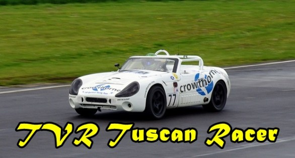 TVR Tuscan Racer